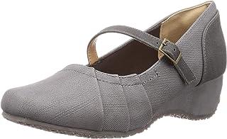 TEN 浅口鞋 TN110_GRY/C_24 女士 灰色组合 24.0 cm 3_e