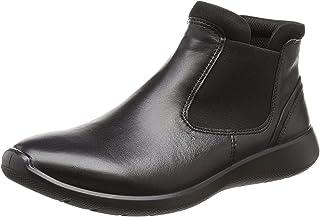 ECCO 女士软5切尔西靴
