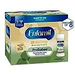 Enfamil 美赞臣 Prosobee 富含大豆基 婴幼儿 1段 配方奶粉溶液(0-12个月) 8盒装(6*59ml/盒)