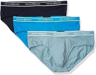 Emporio Armani 安普里奥·阿玛尼男式内裤 3 件套