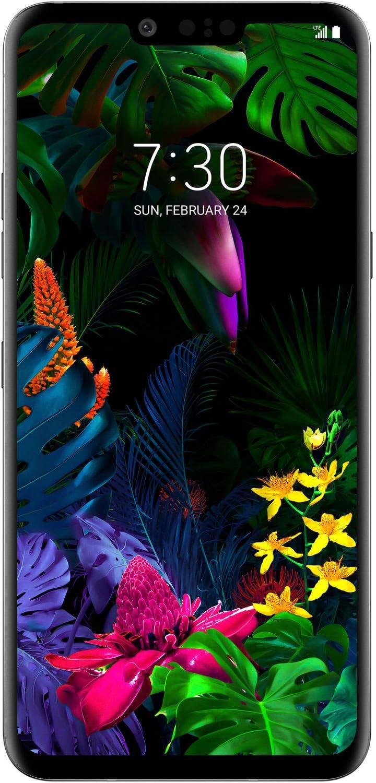 LG G8 ThinQ(解锁)- 铂金