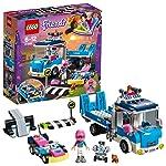 LEGO 乐高  拼插类 玩具  LEGO Friends 好朋友系列 赛道救援车 41348 6-12岁