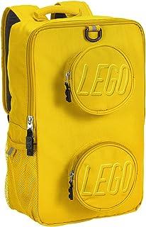 LEGO 乐高 积木背包 双肩包 9色可选 黄色 均码
