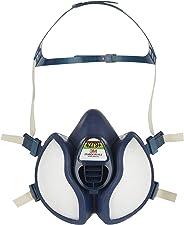 3M 呼吸防护半覆盖口罩/面罩 免维护 4279+ 过滤器FFABEK1P3 R D 蓝色