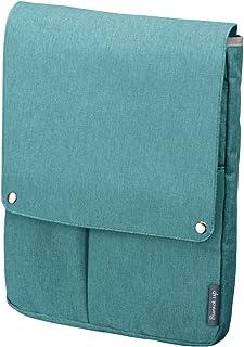 KOKUYO 国誉 袋中袋 内部整理袋 Bizrack up A4 冰蓝外观 BR32LB