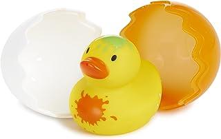 Munchkin Hatch 鸭子洗澡玩具,黄色