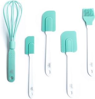 GreenLife CC001728-001 烘焙工具套装,5 件套,蓝*