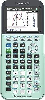 Texas Instruments 德州仪器 TI-84 Plus CE彩色图形计算器,薄荷