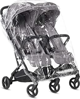Inglesina 双胞胎婴儿车防雨罩,适用于Twin Sketch