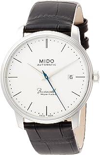 Mido 美度 男士模拟自动手表皮革表带M0274071601000