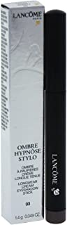 Lancome Ombre HypnosStylo 中性,持久奶油眼影笔,颜色:03 灰褐色,石英,1.4 克,1 件装(1 x 10 克)