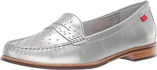 女式正品 皮革巴西 EAST village 制造经典鞋乐福鞋 MARC Joseph NY 时尚鞋子