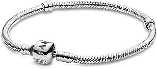 Pandora 潘多拉 女士925纯银手镯,银色,16 cm
