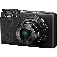 Olympus 奥林巴斯 XZ-10 高端便携数码相机(黑色)(F1.8-2.7 i.ZUIKO DIGITAL镜头 3寸触摸屏 )内置8G卡