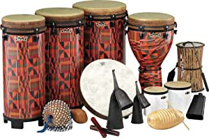 REMO World Music Drumming Curriculum - Package A