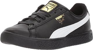 PUMA 彪马 Kids' Clyde Core L Foil运动鞋