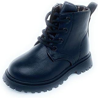 Sole Collection 女婴/幼儿时尚可爱拉链冬季雪地靴皮鞋