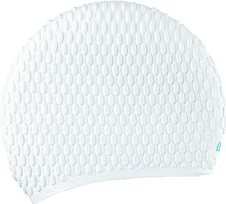 Cressi 科越思 女式 LADY CAP BLACK 硅胶游泳帽 防过敏 DF2002