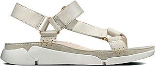 Clarks 女士 Tri Sporty 露跟凉鞋