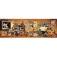 950片 拼图 迪士尼 90周年 历代米老鼠大集合! (34x102cm)