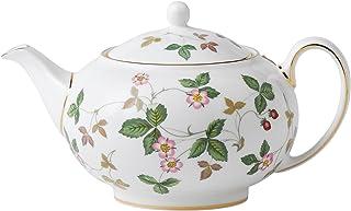 Wedgwood 野草莓图案 1.4 品脱茶壶