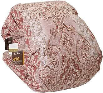 昭和西川 品质可靠 世界知名鹅产地匈牙利羽毛被 日本制造 粉色 150×210㎝ 3011100100009