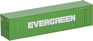 Walthers SceneMaster Hi Cube 瓦楞纸容器,带 Evergreen 平杆,101.60 cm
