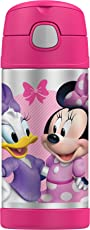 Thermos Funtainer 12 Ounce Bottle Minnie Mouse