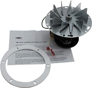 NBK 20141 排气风扇鼓风机电机 - 812-4400,PP7620