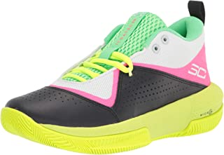 Under Armour 安德玛 儿童 Grade School Sc 3zer0 Iv 篮球鞋