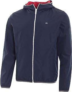 Calvin Klein 男士高爾夫 365 連帽夾克
