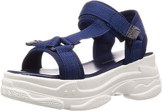 [Revertidol] 追求輪廓和穿著舒適感的厚底運動涼鞋/4056 4056 女款