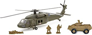 Ray Sikorsky UH-60 Hawk 装甲车辆套装,黑色
