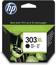 HP 303原創打印機墨盒 XL 黑色