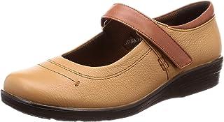 [斯伯鲁斯] 舒适鞋 日本制造 防水 轻量 宽幅 4E 女士 SP5630