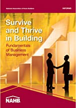 Survive and Thrive in Building: Fundamentals of Business Management (English Edition)