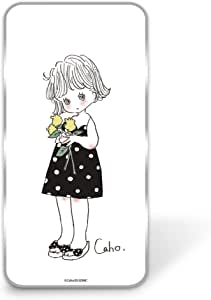Caho 手机壳 透明 硬质印花 郁金香WN-LC1095537 4_ AQUOS sense2 SHV43 チューリップD