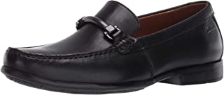 Clarks 男士 Claude Stride 乐福鞋