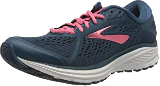 Brooks 女士 Aduro 6 跑步鞋 Majolica Pink White 8 UK