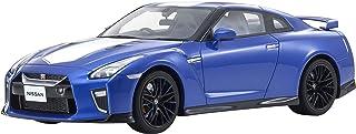 samurai 1/18 日产 GT-R 50th 周年纪念 蓝色 成品