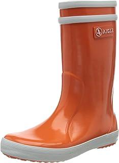 Aigle Unisex Kids' Lolly Pop Rain Boots, Knee-High