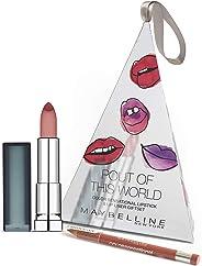 Maybelline Pout 完美唇膏圣诞礼物套装