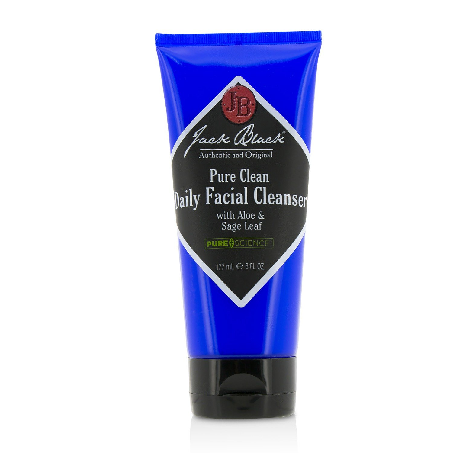 Jack Black- Pure Clean Daily Facial Cleanser 177ml/6oz