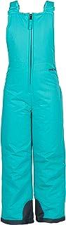 Arctix 婴儿/幼儿胸前高雪围兜连体衣 2T 蓝色 1575-61-2T-61-2T