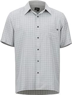 Marmot 土撥鼠 男士 Eldridge 短袖襯衫