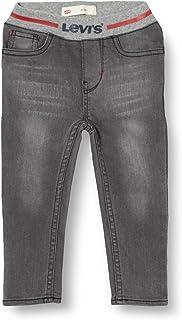 Levi's 李维斯 男童 Lvb 套穿紧身牛仔裤 6e9208-d7a-ly 牛仔裤不适用