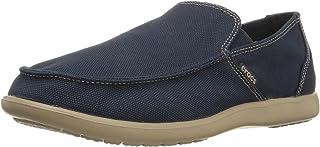 crocs Men's Santa Cruz Clean Cut Slip-On Loafer