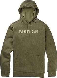 Burton 男式 Mb Oak Po Tech 抓绒衫