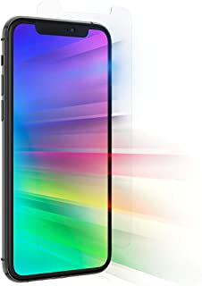 InvisibleShield 玻璃 Elite VisionGuard *屏幕保护膜 - 适用于 LCD iPhone 11 Pro - 冲击保护,防刮,防指纹,防污,防油