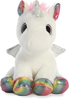 "Aurora World Inc. 16749 8"" Spirit Unicorn 白色"